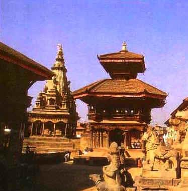 Фотографии Непала. Патан (Лалитпур)